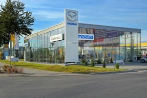 zdjęcie Mazda Kozłowski