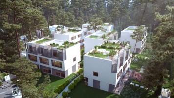 zdjęcie z budowy Kompozycja Residence