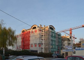 zdjęcie z budowy Obornicka Premium
