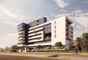 zdjęcie z budowy Magna Apartamenty