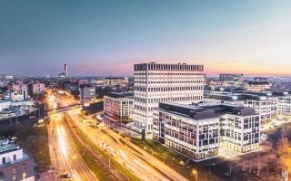 zdjęcie Business Garden Wrocław