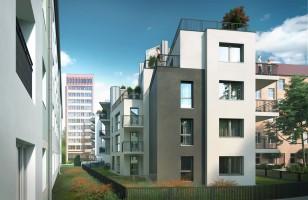 wizualizacje Silesia Apartments