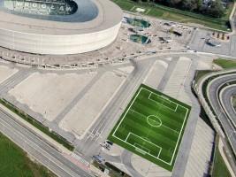 wizualizacje Factory Sport Center Stadion Wrocław
