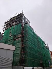 zdjęcie z budowy Czarna Perła