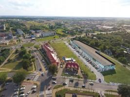 zdjęcie z budowy Higasa Park Łęczna