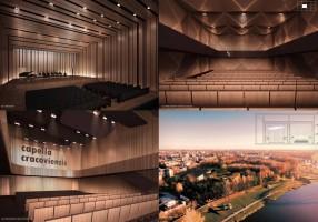 wizualizacje Centrum Muzyki