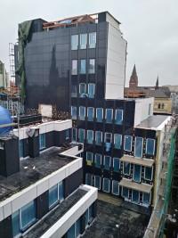 zdjęcie z budowy Black Pearl