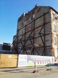 zdjęcie z budowy Atelier Praga
