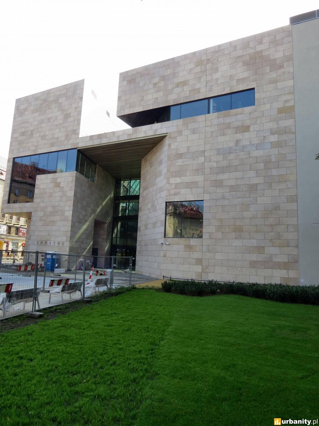 Teatr Muzyczny Capitol Wrocław Piłsudskiego 72