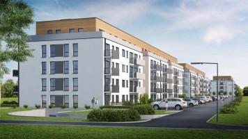zdjęcie z budowy Apartamenty Klasztorna