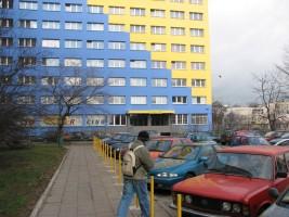zdjęcie Domu Studenckiego nr 7 Politechniki Łódzkiej