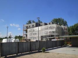 zdjęcie z budowy Rezydencja Góra Kalwaria