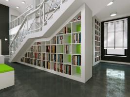 zdjęcie z budowy Biblioteka Publiczna