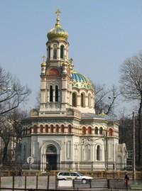 zdjęcie Soboru św. Aleksandra Newskiego