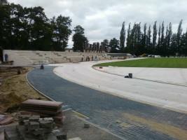 zdjęcie Stadion im. Bronisława Bagińskiego