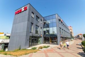 zdjęcie Biurowiec Hosso