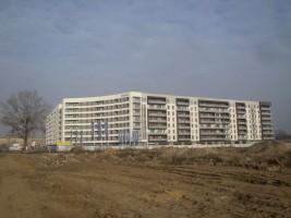 zdjęcie z budowy Osiedle Stacja Nowy Ursus