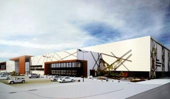 zdjęcie Centrum Targowo-Wystawiennicze