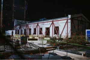zdjęcie z przebudowy ArtNorblin