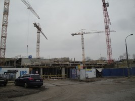 zdjęcie z budowy Wola Nowa