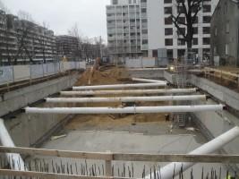 zdjęcie z budowy EQ2