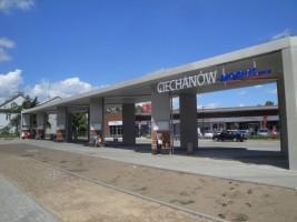 zdjęcie Dworzec Autobusowy Ciechanów