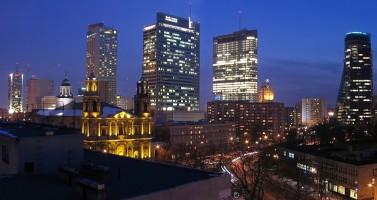 zdjęcie Warsaw Financial Center