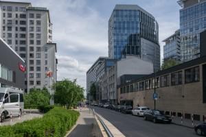 zdjęcie Biurowiec Wronia 31