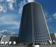 wizualizacje Apartamentowiec CLA-invest