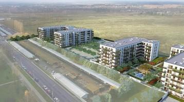 zdjęcie z budowy Osiedle Kusocińskiego