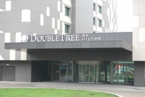 zdjęcie DoubleTree by Hilton Kraków Hotel & Convention Center oraz Hampton by Hilton Kraków