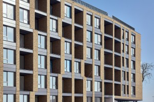 zdjęcie z budowy Chlebova Apartamenty