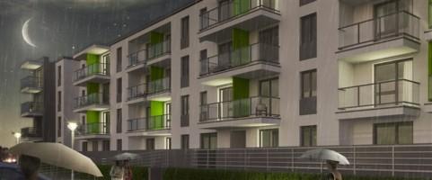 zdjęcie Budynek mieszkalny 3 Maja