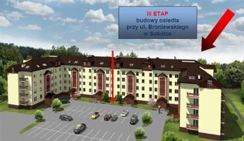 zdjęcie Budynek wielorodzinny Broniewskiego