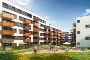 zdjęcie z budowy Apartamenty Jana z Kolna