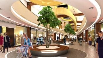 wizualizacje Centrum Handlowe Arabella