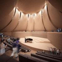 zdjęcie z przebudowy Nowa siedziba Zespołu Państwowych Szkół Muzycznych