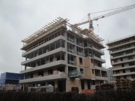 zdjęcie z budowy Stacja Targówek