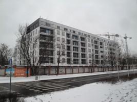 zdjęcie z budowy Osiedle Chrzanowskiego 14