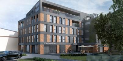 zdjęcie Budynek biurowo-mieszkalny