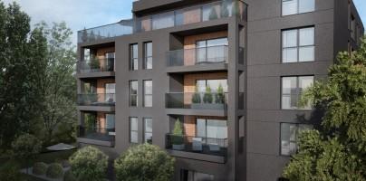zdjęcie z budowy Budynek biurowo-mieszkalny