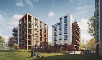 zdjęcie z budowy Apartamenty Białoprądnicka