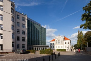 zdjęcie Centrum Chopinowskiego