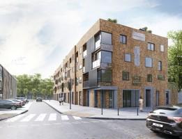 zdjęcie z budowy Apartamenty Sienkiewicza 44