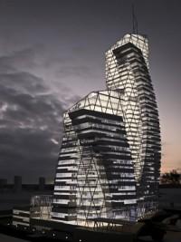 zdjęcie z budowy Olszynki Park