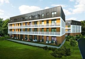 zdjęcie z budowy Apartamenty Prusa