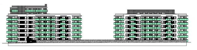 zdjęcie Zespół budynków wielorodzinnych