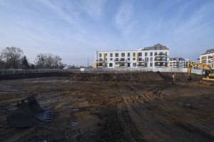 zdjęcie z budowy Grota 111