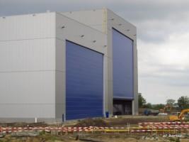 zdjęcie Zakład produkcji fundamentów dla morskich siłowni wiatrowych