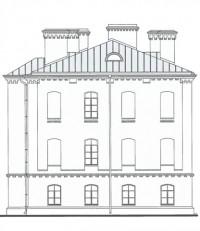 zdjęcie Budynek Podlaskiego Oddziału Straży Granicznej